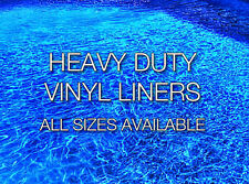 ABOVE GROUND SWIMMING POOL LINER 6.8m x3.0m HEAVY DUTY VINYL REPLACEMENT LINER