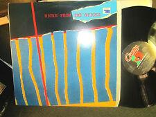 Hicks from the Sticks uk lp '80 section 25 modern eon clock dva radio 5 v/a rare