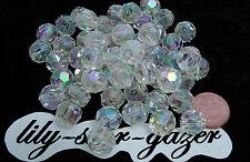 12mm Oasis Opal Crystals - Floristry Craft Wedding Bridal Bride Art Beads Flower