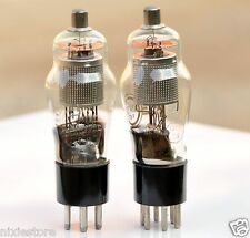 2 x WE 310A WESTERN ELECTRIC / 10J12S  SVETLANA TUBES NEW NOS FROM 1970's