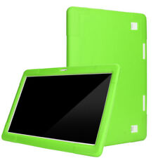 Universal Tablet Hülle Für 10/10.1 Zoll Android Tablet PC Silikon Tasche Grün DE