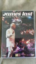 JAMES LAST LIVE AT ROYAL ALBERT HALL DVD MUSIC CONCERT 2007