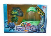 Exogini Ufogino Bad Max & Green Spaceship - (Damage Packaging) - EXG02110