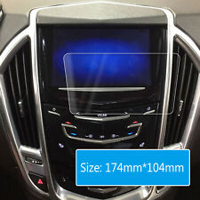 Navigation Protector Tempered Glass Film Fits For 13-16 Cadillac SRX XTS CTS RA
