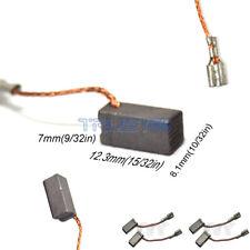 6 Carbon Brushes For Bosch 24V Sds Drills Vre Gbh 24 Gbh24 Sds B4300 Gbh24V-D2
