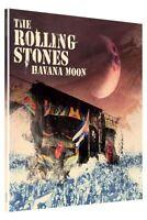 THE ROLLING STONES - HAVANA MOON  LIMITED 3 LP VINYL + DVD NEW+