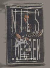 NILS LOFGREN SILVER LINING - RINGO SPRINGSTEEN 1991 NEW CASSETTE TAPE