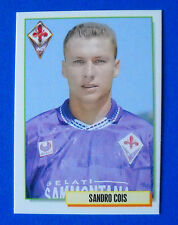 CARD MERLIN CALCIOCARDS '95 - N. 76 - COIS - FIORENTINA