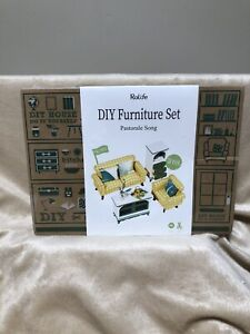 iFree Furniture for Miniature  DIY 1:20 Pastorale Song GC003