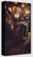 Disney Fine Art Treasures On Canvas Collection I See The Light-Rapunzel-Edwards