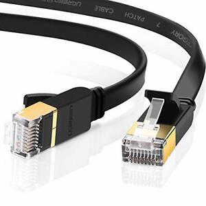 Câble Ethernet Plat Réseau Haut Débit  (1M) Câble ethernet
