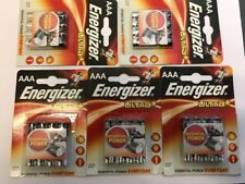 ENERGIZER BATTERIES AAA ULTRA + X 20 BATTERIES