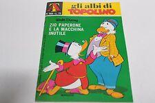 fumetto GLI ALBI DI TOPOLINO WALT DISNEY NUMERO 966