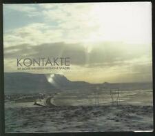 KONTAKTE We Move Through Negative Spaces 2010 CD ALBUM mini lp slv post rock *