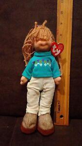 TY Teenie Beanie Boppers Babies Cool Cassidy 8.5 inch MWT Stuffed Doll