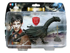 """BBC TV SERIES ADVENTURES OF MERLIN 3.75"""" ACTION FIGURE - GREAT DRAGON in blister"""