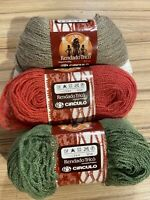 Lace Scarf Yarn, By Katia (circulo) 3 Balls Sale.
