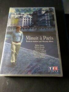 DVD CINEMA, FILM MINUIT A PARIS, neuf, COTILLARD, BRUNI, de WOODY ALLEN