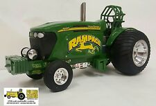 John Deere Rampage NTPA 1/16th Ertl diecast tractor pulling bruder farm toy