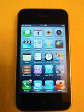 Apple iPhone 3GS - 32GB - black A1303 (GSM) (ATT Locked)