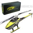 NEW Sab Goblin 630 Comp. Yel/Carbon Heli Kit w/Main/Tail Blade FREE US SHIP