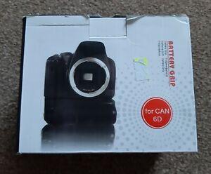 New canon 6D BG-1K BG-1L battery grip camera photography cheap