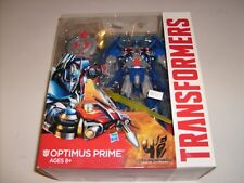 Transformers 2014 Age of Extinction leader class Optimus Prime toy NEW MIB