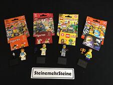 LEGO® Minifiguren Minifigures, Soccer Player, Fielder, Tennisspieler, Wrestler