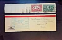 Canada 1928 First Flight Cover Windsor to Toronto Expo - Z1331