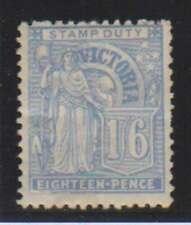 A7753: Victoria #167 Mint, Og, Hh; Cv $260