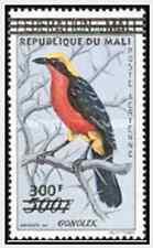 Timbre Oiseaux Mali PA7 * lot 15677