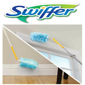 Swiffer Extendable Magnetic Duster Kit XXL - includes Handle & 2 Refills