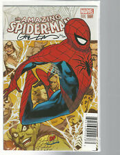 The Amazing Spider-Man #1 Variant Signed By Greg Land Dynamic Forces VF+ 24/300