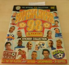 1998 Season Sports Sticker Albums