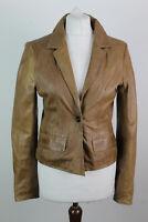 ZARA BASIC Brown Jacket Size EUR L