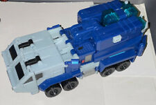 Transformers Animated Leader Class Ultra Magnus Complete Used