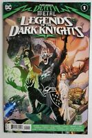 🔥 DARK NIGHTS DEATH METAL LEGENDS OF THE DARK KNIGHTS #1 1ST PRINT ROBIN KING