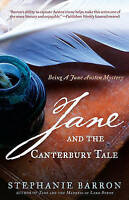 Jane and the Canterbury Tale by Stephanie Barron (Paperback, 2011)