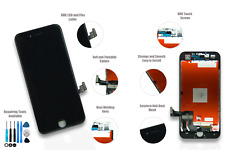 Iphone 8 (4.7) Negro Pantalla LCD Pantalla Táctil Digitalizador Repuesto