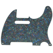 *New Abalone Pearl Telecaster Pickguard for Fender Usa Vintage Tele 3 Ply 5 Hole