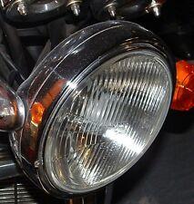 Triumph Bonneville T100 Headlamp Headlight Chrome Outer Rim