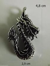 Markenlose Echte Edelmetall-Halsketten & -Anhänger ohne Steine im Collier-Stil aus Edelstahl für Unisex
