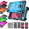 For Motorola Moto Z2 Play /Z2 Force Case Belt Clip Holster Kickstand Phone Cover