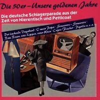 Die 50er-Unsere goldenen Jahre Bill Ramsey, Lys Assia, Fred Bertelmann, G.. [CD]