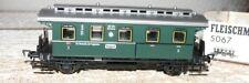 K23  Fleischmann 5067 Personenwagen 3. Klasse Traglasten DRG 124 mm