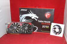 MSI Nvidia GeForce GTX 780Ti OC Gaming 3G, 3GB GDDR5, PCI Express Graphics Card