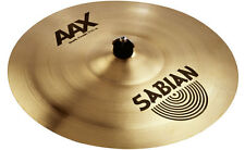 "Sabian AAX 17"" Dark Crash Cymbal *New With 2 Year Warranty*"