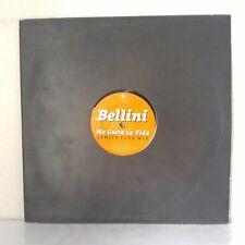 """Bellini – Me Gusta La Vida (Vinyl, 12"""", Maxi 33 Tours)"""
