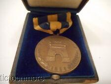 SPANISH AMERICAN US ARMY WAR w/ SPAIN M.No. 1919 MEDAL w/ JEWELER CASE /BOX