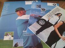 BMW Lifestyle Brochure 2002 2003 2004 Golfsport Christmas Fashion Plus